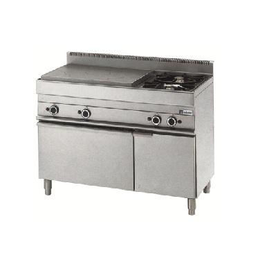 Κουζίνες Ενιαίας Πλάκας Αερίου