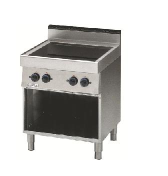Κουζίνες Κεραμικών Εστιών Ρεύματος