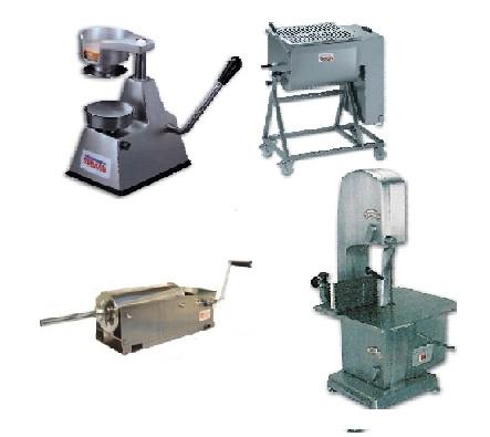 Μηχανές Επεξεργασίας Κρεάτων