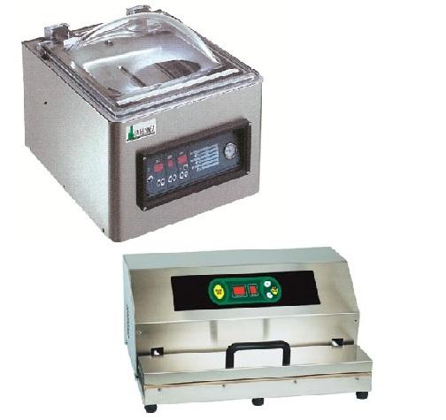 Μηχανές Vacuum & Μηχανές Συσκευασίας Τροφίμων