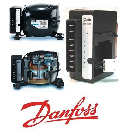 SECOP Danfoss Συμπιεστές 12-24Volt