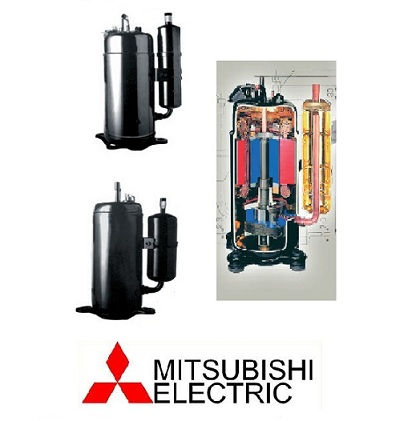 Mitsubishi Συμπιεστές Κλιματισμού