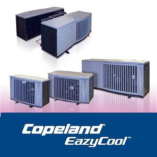 Copeland Scroll EazyCool Χαμηλού θορύβου
