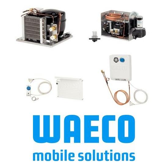 Waeco 12/24Volt για Κότερα & Σκάφοι