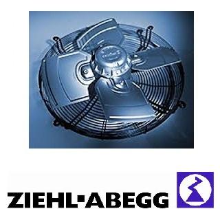 Ziehl Abegg 230Volt 1Φ