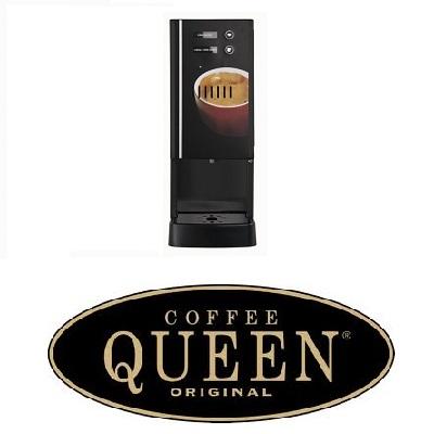 Queen Αυτόματες Μηχανές Στιγμιαίου Καφέ & Σοκολάτας