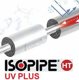 3i Isopipe HT UV PLUS Έυκαμπτη Μόνωση (Κατάλληλη για υψηλές θερμοκρασίες)