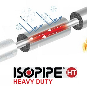 3i Isopipe HT Heavy Duty Έυκαμπτη Μόνωση (Κατάλληλη για υψηλές θερμοκρασίες)