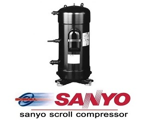 Sanyo Συμπιεστές Scroll