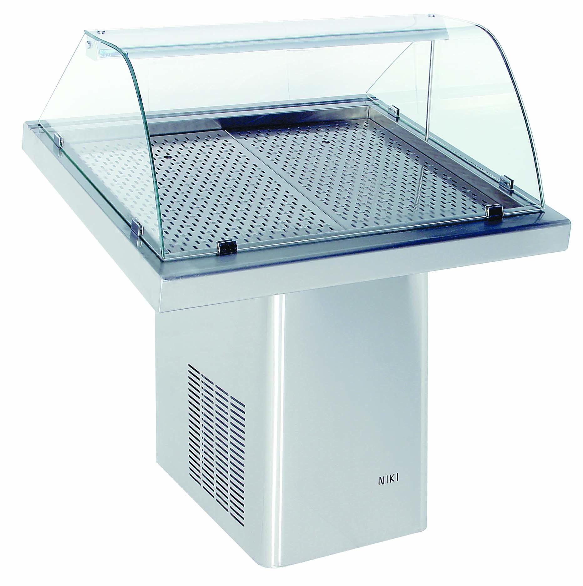 Επαγγελματικά Ψυγεία Βιτρίνες Ψαριών