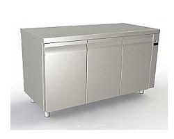 Πλάτος Πάγκου:60cm (Χωρίς ψυκτικό μηχάνημα - Με πόρτες)