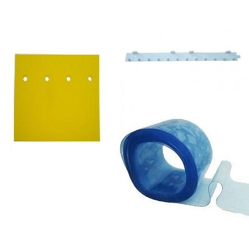 Ράγα & Κουρτίνα PVC