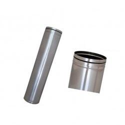 Καπνοδόχοι Μονού Τοιχώματος (0,50mm)