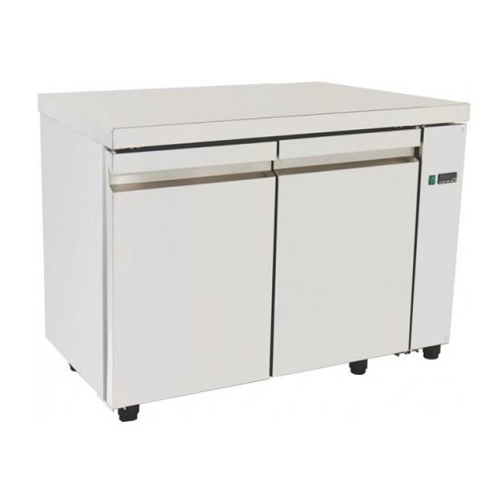 Πλάτος 80cm (Για Λαμαρίνες 40x60cm) (Χωρίς ψυκτικό μηχάνημα-Με πόρτες)