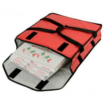 Ισοθερμικά Κιβώτια Αποθήκευσης & Μεταφοράς Πίτσας & Ζυμαρικών Υφασμάτινο