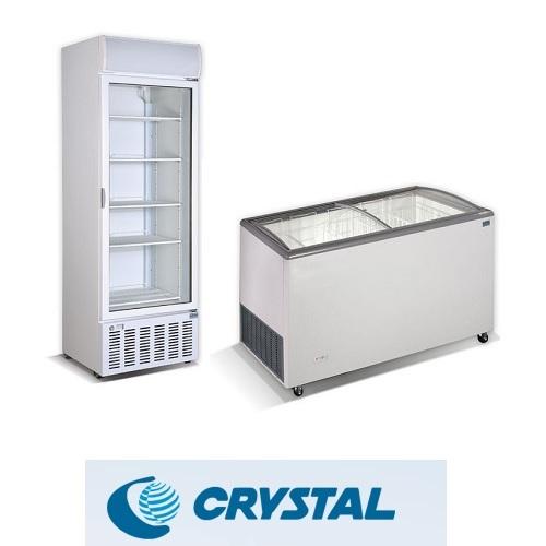 Ψυγεία & Καταψύκτες CRYSTAL