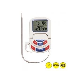 Θερμόμετρο Ψηφιακό & Χρονόμετρο