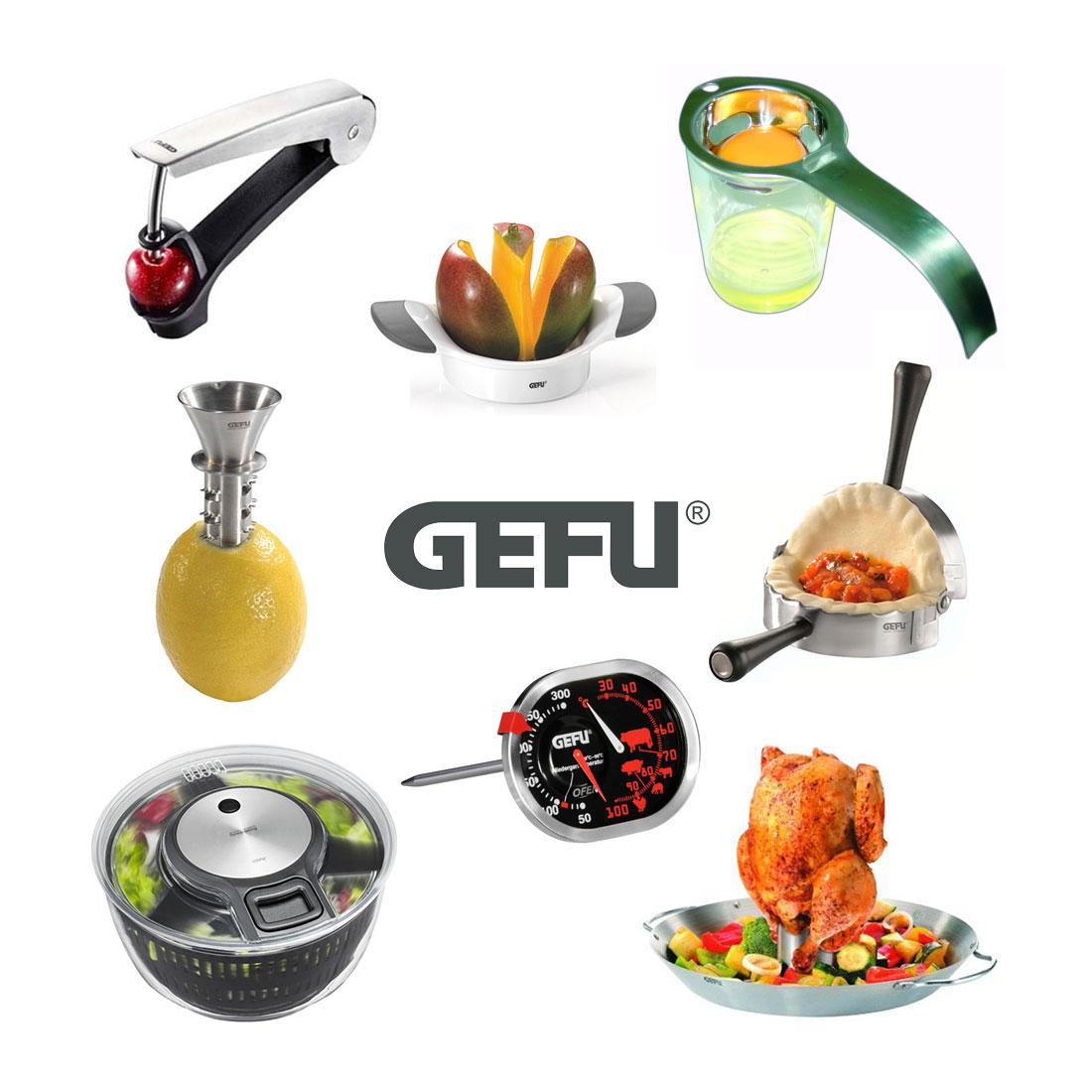 GEFU - Έξυπνες λύσεις στην Κουζίνα