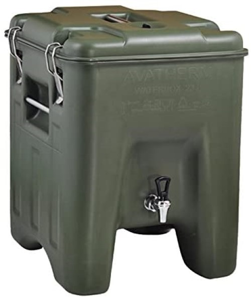 Ισοθερμικό Κιβώτιο Για Νερό ή Σούπα
