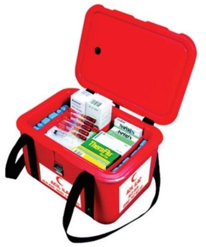 Ισοθερμικό Κιβώτιο Μεταφοράς αίματος-φαρμάκων