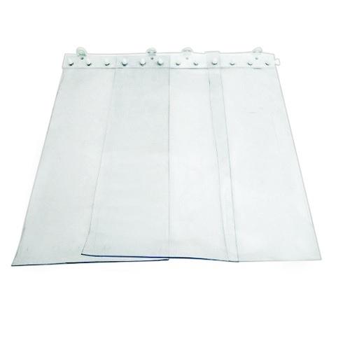 Απλές Κουρτίνες PVC Για Πόρτες