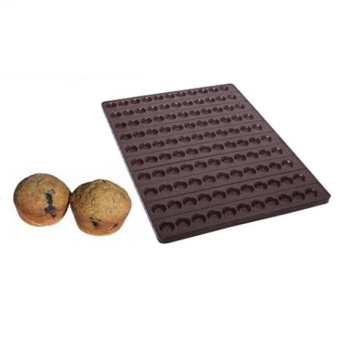 Λαμαρίνα Αλουμινάτε για Στρόγγυλο Cake Muffin
