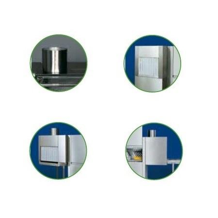 Εξαρτήματα Πλυντηρίων Τούνελ