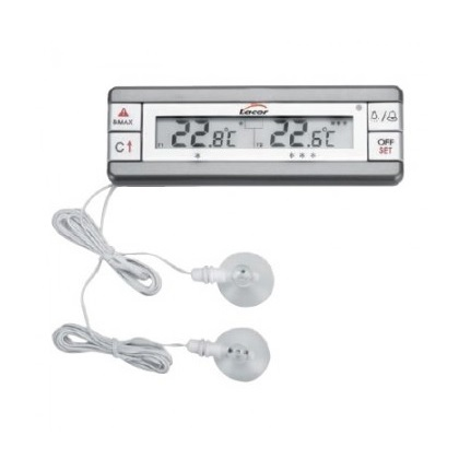Θερμόμετρο Ψηφιακό Ψύξης - Κατάψυξης με Συναγερμό