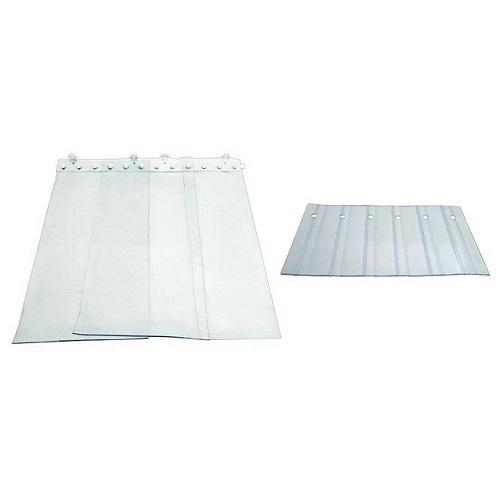 Ριγωτές Κουρτίνες PVC Για Πόρτες