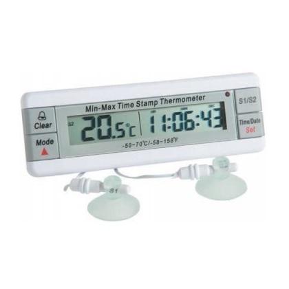 Θερμόμετρα Ψηφιακά Ψυγείου & Κατάψυξης
