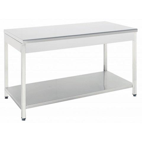 Τραπέζια Εργασίας Inox