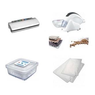Συσκευαστικό Vacuum & Σακούλες Κενού