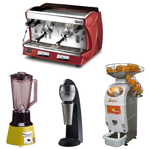 Μηχανές Καφέ & Συσκευές για Bar