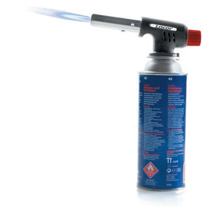 Lacor 68984 Φλόγιστρο Ζαχαροπλαστικής Profesional W1,65 - 120g/h επαγγελματικός εξοπλισμός   επαγγελματικά σκεύη εργαλεία κουζίνας μαχαίρια είδη
