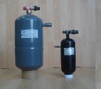 TORRECILLA R-22000 (15HP) Liquid Receiver Φιάλη Ψυκτικών Μηχανών Κάθετη (Χωρητικ εξαρτήματα ψύξης   κλιματισμός   φιάλες receivers  εξαρτήματα ψύξης   κλιματισμό