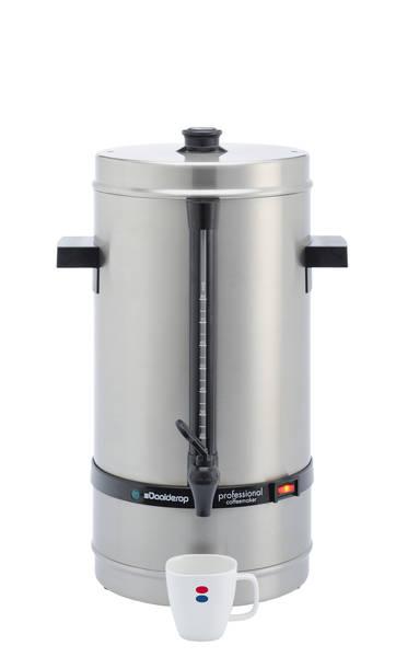 Daalderop - Animo Professional 80 Μηχανές Καφέ Φίλτρου Percolator Χωρητικότητα:  επαγγελματικός εξοπλισμός   μηχανές καφέ   συσκευές για bar   percolator   βραστ
