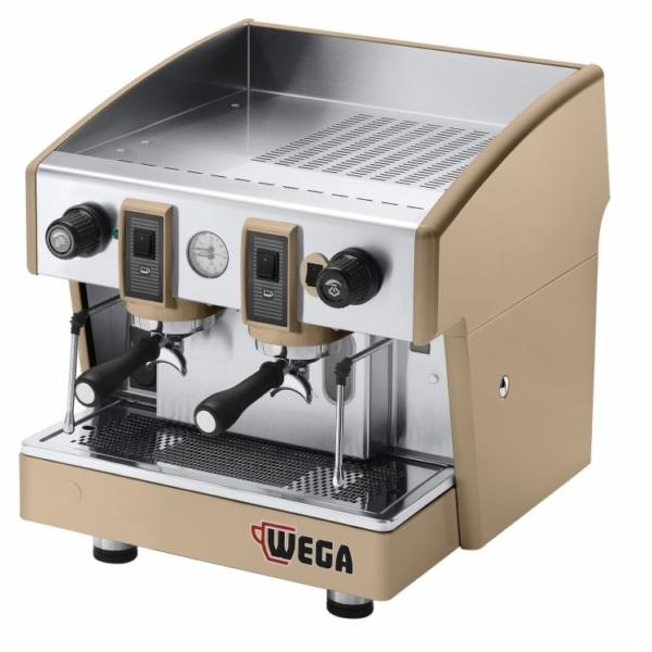 WEGA Atlas W01 EPU/2 Ημιαυτόματη Μηχανή Καφέ Espresso ( Groups: 2 ) επαγγελματικός εξοπλισμός   μηχανές καφέ   συσκευές για bar   μηχανές καφέ καθαρ
