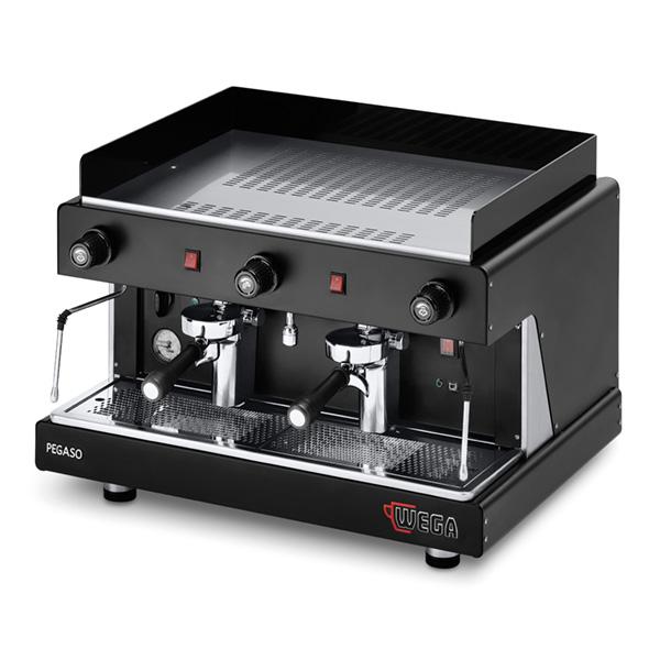 WEGA Pegaso Opaque EPU/2 Ημιαυτόματη Μηχανή Καφέ Espresso ( Groups: 2 ) επαγγελματικός εξοπλισμός   μηχανές καφέ   συσκευές για bar   μηχανές καφέ καθαρ