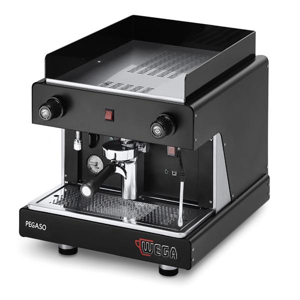 WEGA Pegaso Opaque EPU/1 Ημιαυτόματη Μηχανή Καφέ Espresso ( Groups: 1 ) επαγγελματικός εξοπλισμός   μηχανές καφέ   συσκευές για bar   μηχανές καφέ καθαρ