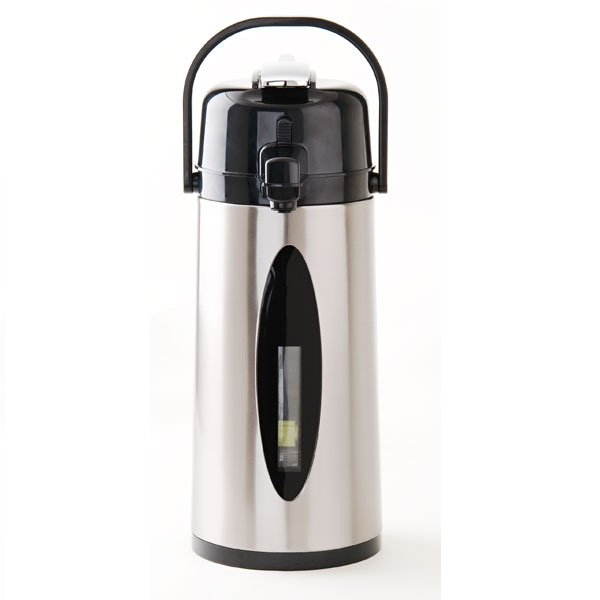 COFFEE QUEEN Airpot Ανοξείδωτος Θερμός 2,2Lit επαγγελματικός εξοπλισμός   μηχανές καφέ   συσκευές για bar   αξεσουάρ για μηχαν