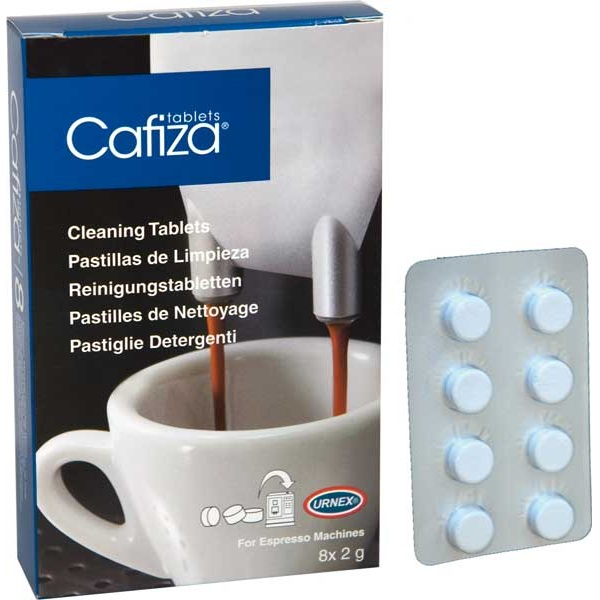 URNEX Cafiza Home Ταμπλέτες Καθαρισμού Μηχανών Καφέ επαγγελματικός εξοπλισμός   μηχανές καφέ   συσκευές για bar   μηχανές καφέ καθαρ