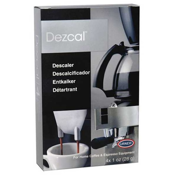 URNEX Dezcal Home Καθαριστικό Αλάτων Μηχανών Καφέ Οικιακής Χρήσης (Περιεχόμενο:  επαγγελματικός εξοπλισμός   μηχανές καφέ   συσκευές για bar   μηχανές καφέ καθαρ