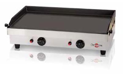 KRAMPOUZ GGCIC3 Πλατό Επαγγελματικά Υγραερίου Ανοξείδωτα (Εξ.διαστάσεις: 554x470 επαγγελματικός εξοπλισμός   κουζίνες πλατό φριτέζες βραστήρες   επιτραπέζιο πλατ