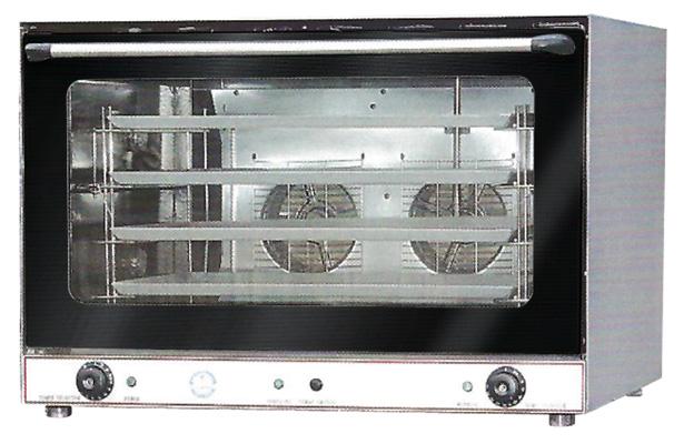 HALDEX-OEM YXD 8A Κυκλοθερμικός Φούρνος 380Volt (Χωρητικότητα: 4 λαμαρίνες 600x4 επαγγελματικός εξοπλισμός   φούρνοι   μικροκύματα   κρεπιέρες   βαφλιέρες   φριτ