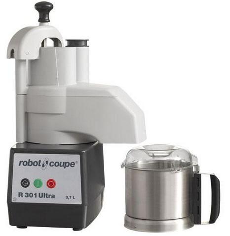 ROBOT COUPE R301D ULTRA Πολυκοπτικό Μηχάνημα Inox & Τυροτρίφτης (σετ 3 τεμαχίων) black week προσφορές   κοπτικά μηχανήματα  επαγγελματικός εξοπλισμός   συσκευές
