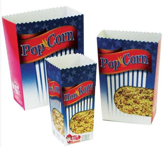 FrigoHellas OEM Κουτιά Pop Corn - Κουτιά Πόπ Κόρν Χωρητικότητα: 120gr / Μεγάλο Μ επαγγελματικός εξοπλισμός   μηχανές πόπ κόρν   pop corn   μαλλί της γριάς  επαγγ