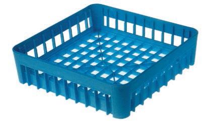 Lacor 69240 Καλάθι Πλυντηρίου Γενικής Χρήσης - 400x400x110mm επαγγελματικός εξοπλισμός   καλάθια πλυντηρίων  επαγγελματικός εξοπλισμός   πλυν