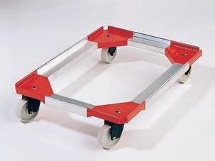 Thermo Future Box 70290 Καρότσι Μεταφοράς Ισοθερμικών Κιβωτίων - 700x500x170mm επαγγελματικός εξοπλισμός   ισοθερμικά καλάθια μεταφοράς   επαγγελματικός εξοπλι
