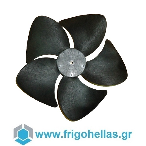 FrigoHellas B.N OEM Πλαστικό Φτερό Εξωτερικής Μονάδας Κλιματιστικού - Ø457mm / 5 κλιματισμός    ανταλλακτικά   εξαρτήματα κλιματιστικών a c  προσφορές   κλιματισ