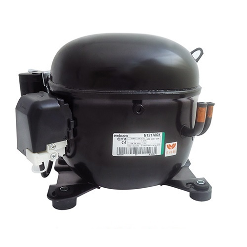 Embraco-Aspera NT2178GK (1- HP / 230Volt / R404a) Κομπρεσέρ Ψυγείων συμπιεστές   embraco aspera συμπιεστές  συμπιεστές   embraco aspera συμπιεστές